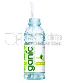 Produktabbildung: ganicwater Citric Lemongrass 0,5 l