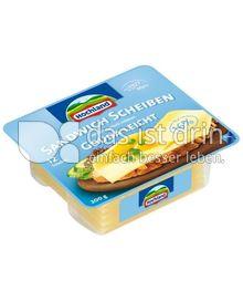 Produktabbildung: Hochland Sandwich Scheiben Gouda Leicht 200 g
