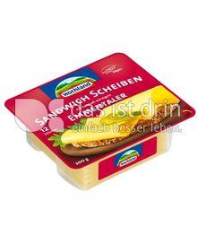 Produktabbildung: Hochland Sandwich Scheiben Emmentaler 200 g