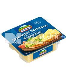 Produktabbildung: Hochland Sandwich Scheiben Butterkäse 200 g