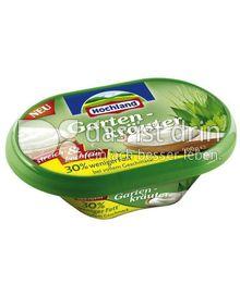 Produktabbildung: Hochland Streichfein Gartenkräuter 200 g