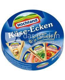 Produktabbildung: Hochland Käse-Ecken 4 Sorten 200 g