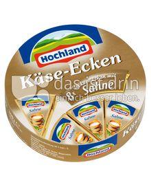 Produktabbildung: Hochland Käse-Ecken Sahne 200 g