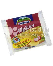 Produktabbildung: Hochland Schmelz-Scheiben Allgäuer 200 g