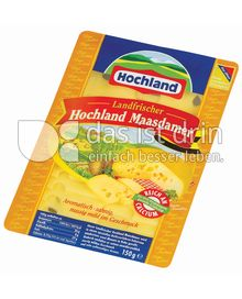 Produktabbildung: Hochland Landfrischer Hochland Maasdamer 150 g