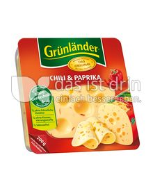 Produktabbildung: Grünländer Chili-Paprika 200 g