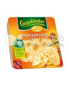 Produktabbildung: Grünländer Tomate-Basilikum 200 g