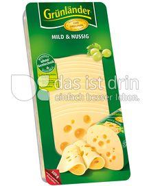 Produktabbildung: Grünländer Mild & Nussig 500 g