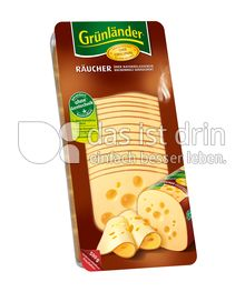 Produktabbildung: Grünländer Räucher 500 g