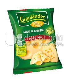 Produktabbildung: Grünländer Mild & Nussig 250 g
