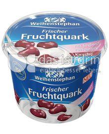 Produktabbildung: Weihenstephan Fruchtquark Kirsche 500 g