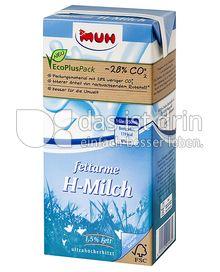 Produktabbildung: MUH Fettarme H-Milch 1,5% Fett im EcoPlusPack 1 l