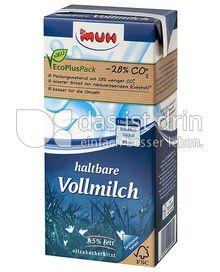 Produktabbildung: MUH Haltbare Vollmilch 3,5% Fett im EcoPlusPack 1 l