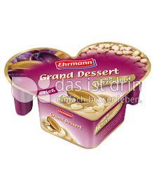 Produktabbildung: Ehrmann Grand Dessert nach Herzenslust 150 g