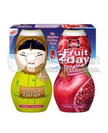 Produktabbildung: Schwartau Fruit2day Original Himbeere - Granatapfel 400 ml
