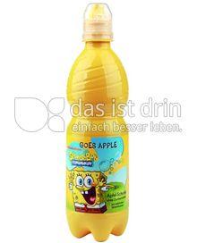 Produktabbildung: Spongebob Apfelschorle 0,5 l