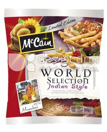 Produktabbildung: McCain World Selection: Indian Style 600 g