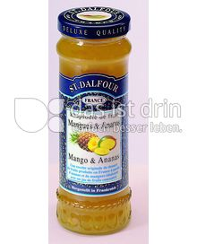 """Produktabbildung: Rhapsodie de fruit Fruchtaufstrich """"Mango & Ananas"""" 284 g"""