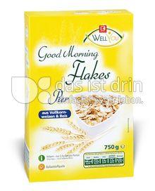 Produktabbildung: WellYou Good Morning Flakes Pur 750 g