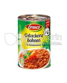 Produktabbildung: Erasco Gebackene Bohnen 400 g