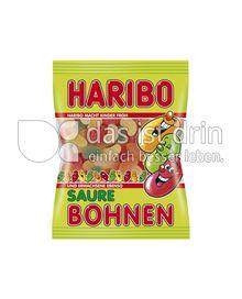 Produktabbildung: Haribo Saure Bohnen 200 g