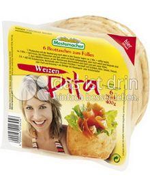 Produktabbildung: Mestemacher Weizen Pita 400 g