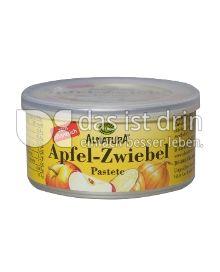 Produktabbildung: Alnatura Apfel-Zwiebel Pastete 125 g