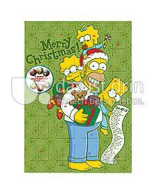 Produktabbildung: Confiserie Riegelein Adventskalender Simpsons 120 g