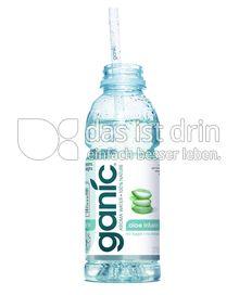 Produktabbildung: ganicwater Aloe Infusion 0,5 l