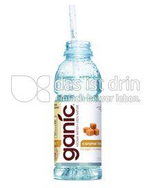 Produktabbildung: ganicwater Caramell Toffee 0,5 l