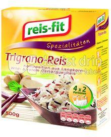 Produktabbildung: reis-fit Trigrano-Reis 500 g