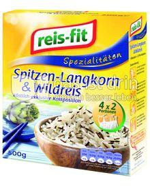 Produktabbildung: reis-fit Spitzen-Langkorn & Wildreis 500 g