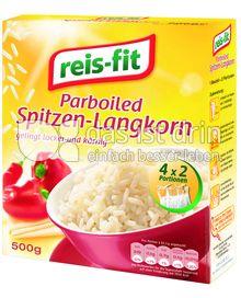 Produktabbildung: reis-fit Parboiled Spitzen-Langkorn-Reis 500 g