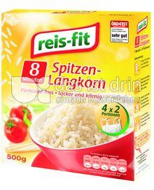 Produktabbildung: reis-fit Spitzen-Langkorn-Reis 8 Minuten 500 g
