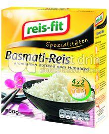 Produktabbildung: reis-fit Basmati-Reis 500 g