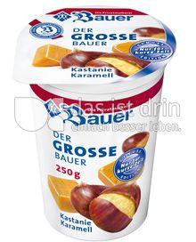 Produktabbildung: Bauer Der große Bauer Kastanie Karamell 250 g