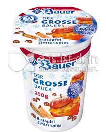 Produktabbildung: Bauer Der große Bauer Bratapfel Zimtcrispies 250 g