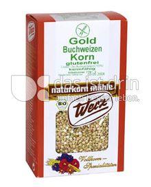 Produktabbildung: Werz Gold-Buchweizen-Korn 500 g
