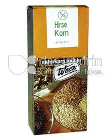 Produktabbildung: Werz Gold-Hirse-Korn 1000 g
