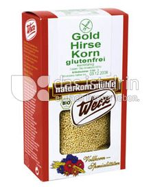 Produktabbildung: Werz Gold-Hirse-Korn 500 g