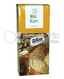Produktabbildung: Werz Gold-Mais-Korn 1000 g