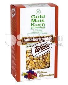 Produktabbildung: Werz Gold-Mais-Korn 500 g
