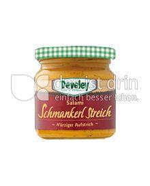 Produktabbildung: Develey Schmankerl Streich Salami 200 ml