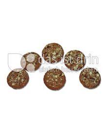 Produktabbildung: Werz Dinkel-Vollkorn-Mandel-Taler 125 g