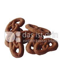 Produktabbildung: Werz Dinkel-Vollkorn-Schoko-Brezeln 125 g