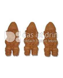 Produktabbildung: Werz Dinkel-Vollkorn-Schoko-Zwerge-Kekse 125 g