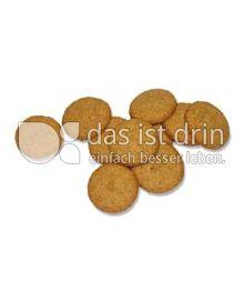 Produktabbildung: Werz Dinkel-Vollkorn-Taler-Kekse 125 g