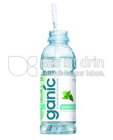 Produktabbildung: ganicwater Spearmint Kiss 0,5 l