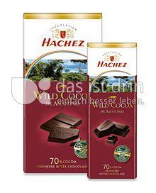 Produktabbildung: Hachez Wild Cocoa de Amazonas Bitter-Chocolade 100 g