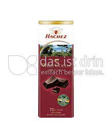 Produktabbildung: Hachez Wild Cocoa de Amazonas Bitter-Chocolade 65 g